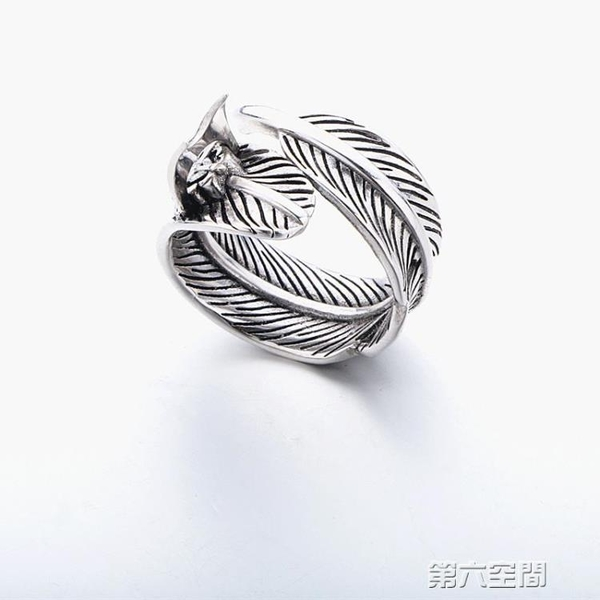 戒指 純銀暗器楚喬傳趙麗穎同款帶刀戒指女指尖刃情侶戒指防身學生飾品 第六空間