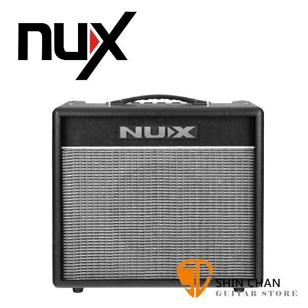 Nux Mighty 20BT 電吉他藍牙音箱【原廠公司貨一年保固/Mighty-20BT】