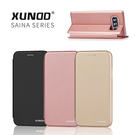 XUNDD for iPhone SE 2020/SE2/iPhone8/iPhone7 賽納可插卡支架皮套