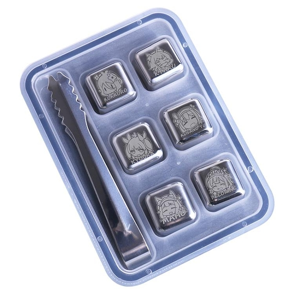 二次元公主連結周邊可可蘿連接Re:Dive冰塊夏季不銹鋼冰粒