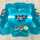 超大 戰鬥陀螺盤/魔幻陀螺戰鬥盤 (藍色) 現貨