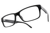 PRADA光學眼鏡 VPR16MA 1AB1O1 (黑) 極簡LOGO方框款 平光鏡框 # 金橘眼鏡