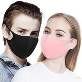 純棉口罩女男防曬透氣可清洗易呼吸春夏季時尚薄款黑潮款個性韓版  卡布奇諾