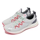 Asics 慢跑鞋 Microflux 灰 紅 綠 亞瑟士 Microwave 男鞋 【ACS】 1021A233021