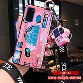 三星S20 Ultra藍光相機手機殼 SamSung S20相機吊飾腕帶手機套 三星S20手機保護殼Galaxy S20+保護套
