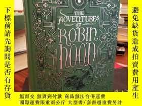 二手書博民逛書店The罕見Adventures of Robin Hood (Folio Society 2001)Y2599
