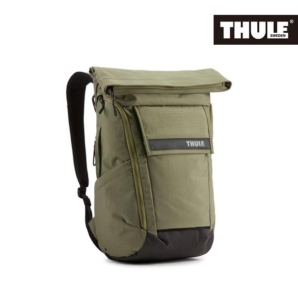THULE-Paramount 2 24L筆電後背包PARABP-2116-橄欖綠