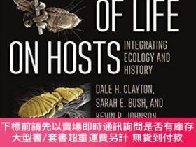 二手書博民逛書店Coevolution罕見Of Life On HostsY255174 Dale H. Clayton Un