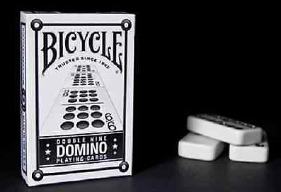 【USPCC 撲克】撲克牌 BICYCLE double 9 domino deck