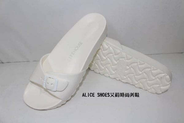 ALICE SHOES艾莉時尚美鞋 請把握!!搶鮮擁有 拖鞋平底拖鞋@37061@@800免運@MIT台灣製造