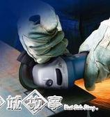 打磨機磨光機手磨機切割機多功能砂輪博士角磨機家用TWS6700igo    西城故事