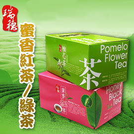 《名鶴茶園》正宗花蓮瑞穗 蜜香紅茶 / 蜜香綠茶