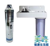 美國PENTAIR賓特爾S104二道式烤漆吊片淨水器.過濾器QL2濾頭蓋,3080元