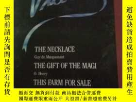 二手書博民逛書店Values罕見THE NECKLACE THE GIFT OF