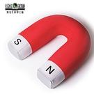 又敗家@Mr.Sci賽先生N to Sleep磁鐵頸枕U型枕飛機枕CNY160052磁力睡眠午休枕頭適出國旅遊送禮交換禮物
