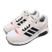 adidas 休閒鞋 Run9tis 米白 黑 愛迪達 Neo 男鞋 復古慢跑鞋 運動鞋【ACS】 FZ1456