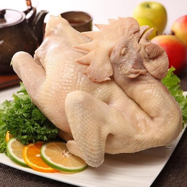 元進莊.脆皮油雞(1.5kg/隻)(全隻禮盒)﹍愛食網