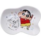 【震撼精品百貨】蠟筆小新_Crayon Shin-chan~日本Small Planet 迷你造型置物盤-小新與小白#50602