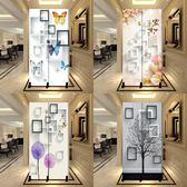中式屏風隔斷簡約現代臥室客廳辦公室美容院行動小型2扇折疊折屏 英雄聯盟MBS