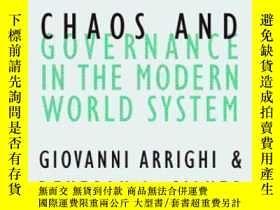 二手書博民逛書店Chaos罕見And Governance In The Modern World System-現代世界體系中的