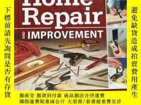 二手書博民逛書店home罕見repair and improvementY266787 step projects creat
