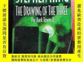 二手書博民逛書店The罕見Drawing of the ThreeY32667