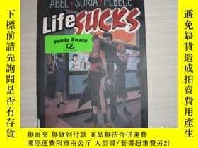 二手書博民逛書店ABEL罕見SORIS PLEECE LIFE SUCKS 552Y289578 出版2008
