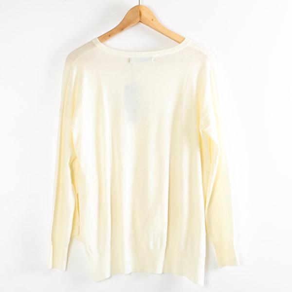 【MASTINA】前短後長造型上衣-白  秋裝限定嚴選
