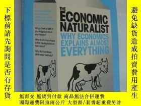 二手書博民逛書店The罕見Economic Naturalist:Why eco