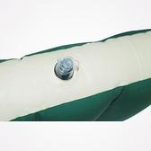 健游充氣坐墊橡皮艇皮劃艇充氣船用坐墊船坐墊墊子凳子座椅靠背墊 初色家居館