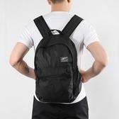 PUMA 全黑 小Logo 素面 書包 後背包 (布魯克林) 07573301