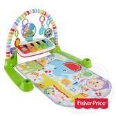 Fisher-Price 費雪 可愛動物鋼琴健身器【佳兒園婦幼館】
