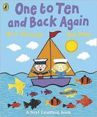 【麥克書店】ONE TO TEN AND BACK AGAIN /英文繪本