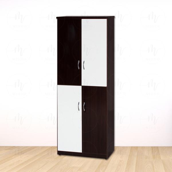 【米朵Miduo】2.1尺塑鋼鞋櫃 四門高鞋櫃【促銷款】