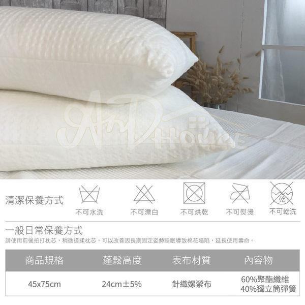 [AnD House]天絲獨立筒枕