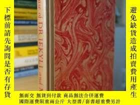 二手書博民逛書店Heritage罕見Press 1952年 史蒂文森的化身博士 Strange Case of Dr. Jekyl