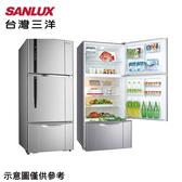 好禮送★【SANLUX 三洋】580公升變頻三門冰箱SR-C580CV1