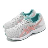 Asics 慢跑鞋 Jolt 2 灰 紅 寬楦頭 女鞋 基本款 透氣 運動鞋 【ACS】 1012A188024