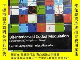 二手書博民逛書店Bit-Interleaved罕見Coded Modulation Fundamentals,Analysis a