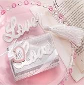 LOVE書籤 書籤 送客禮 婚禮小物【皇家結婚用品】