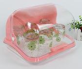 廚房置物架帶蓋奶瓶收納盒餐具杯子水杯瀝水架 放碗架碗筷收納箱HRYC 【全館好康八八折】