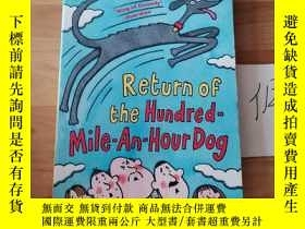 二手書博民逛書店Return罕見of the Hundred-Mile-an-Hour DogY246207