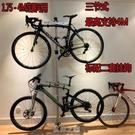停車架 自行車頂天立地柱家用自行車立式停車架公路掛架柱平衡車墻壁掛