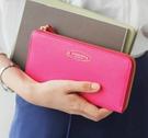 ►長夾 新款iconic豪華柔軟長款女式錢包 手機包卡包 零錢包【D1040】