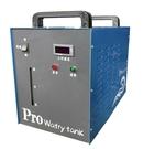 焊接五金網 - 溫度顯示型冷卻水箱 可偵測漏水 阻塞 缺水 溫度過高 工作水溫 水泵故障功能