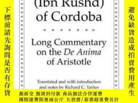 二手書博民逛書店Long罕見Commentary On The De Anima Of AristotleY255562 Av