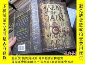 二手書博民逛書店the罕見marks of cain 精 211319636 k