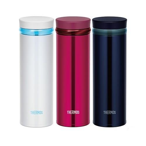 ◤超輕量限量款◢ THERMOS 膳魔師 超輕量不鏽鋼真空保溫杯 350ml JNO-350