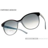 EMPORIO ARMANI 太陽眼鏡 EA4016F 511311 (藍) 復古學院風 # 金橘眼鏡