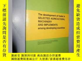 二手書博民逛書店the罕見development of trade in sel